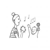 Musik mit Baby